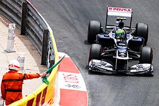 © Guignet / La sécurité est primordiale en F1