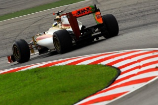 © HRT - La F112 va recevoir quelques nouveautés en Chine
