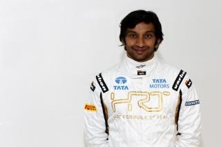 © HRT / Karthikeyan veut prolonger l'aventure en 2013