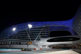 © LAT / Caterham - Kovalainen brille de mille feux à Abu Dhabi
