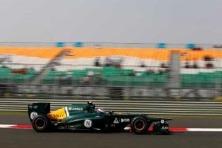 © LAT - Pas de Grand Prix d'Inde de F1 en 2014 !