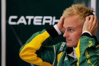 © LAT - Heikki Kovalainen est de retour au volant de Caterham !