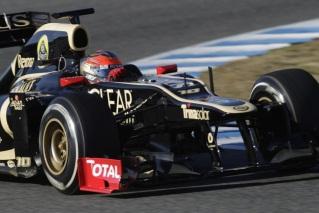 Romain Grosjean et Kimi Raïkkonen ne rouleront pas cette semaine