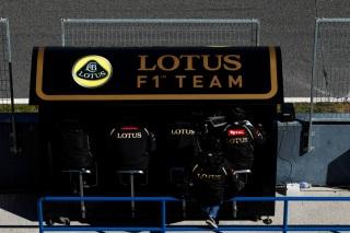 © Lat / Lotus F1