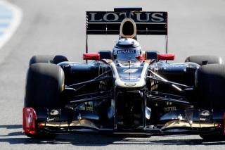 © LAT - Räikkönen est pour l'instant le seul à profiter des nouveaux échappements