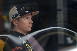 © LAT / Räikkönen vise le titre dès son retour !