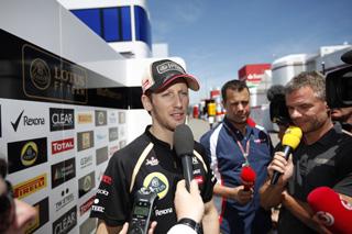 © LAT - Romain Grosjean sera particulièrement épié à Yeongam