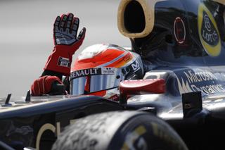 La seconde chance de Romain Grosjean