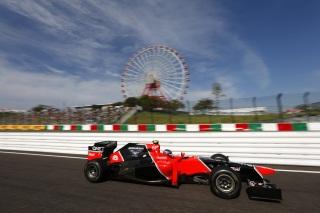 © LAT - L'écurie Marussia est contente de sa performance