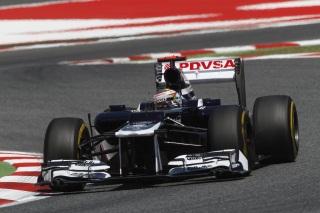 © LAT / Williams - La FW34 sera-t-elle aussi performante à Singapour qu'elle l'a été à Barcelone ?