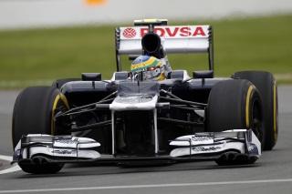 © LAT - Une erreur prive Bruno Senna de Q3