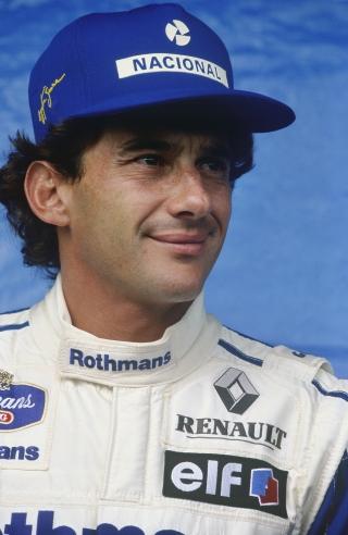 © LAT - Le décès d'Ayrton Senna a profondément marqué Eric Comas