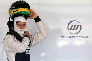 © Lat / Senna a juste un contrat pour 2012