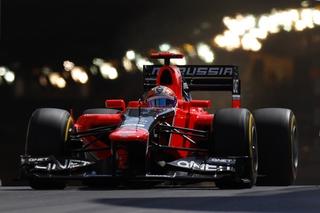 © LAT / Marussia - L'écurie russe sera sous les feux des projecteurs à Spa