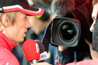 © Marussia / Les cameras seront braqués sur les pilotes en Hongrie dès vendredi
