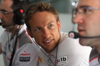 © McLaren / Button s'élancera au mieux 6ème dimanche