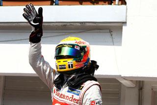 © McLaren - Hamilton signe la pole au Brésil pour sa dernière course avec McLaren
