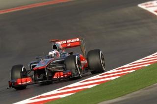 © McLaren - Button pénalisé de trois places sur la grille