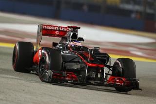 © McLaren - Button est content de lui