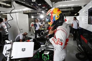© McLaren - Course agitée au pays du Matin Calme pour Hamilton
