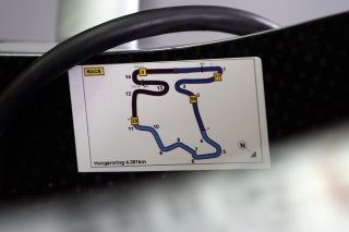 © Mercedes AMG - Direction le Hungaroring ce week-end