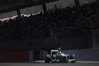 © Mercedes AMG - Les F1 W03 vont-elles sortir de l'ombre ?