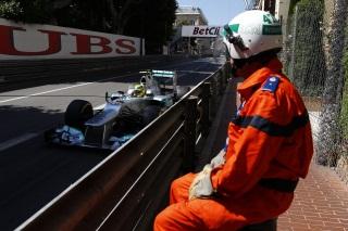 © Mercedes - La W03 aussi à l'aise à Montréal qu'à Monaco ?