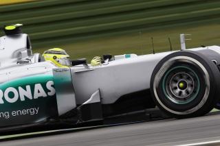 © Mercedes AMG / Le moteur de Rosberg a rendu l'âme