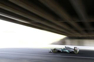 © Mercedes AMG - Rosberg aura particulièrement à coeur de mieux aborder la Corée que le Japon