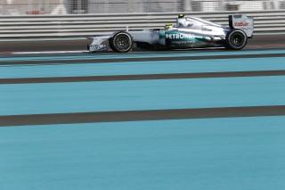 © Mercedes - Il reste du travail à faire pour Rosberg et Mercedes
