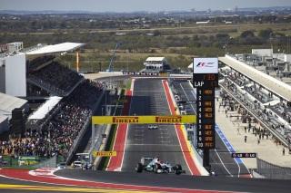 © Mercedes AMG - La F1 a de la concurrence pour le week-end prévu de la course à Austin