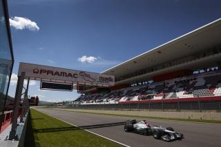 © Mercedes - Le Mugello candidat pour accueilir une course en remplacement du GP de Chine