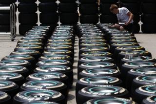 © Mercedes - Les flèches d'argent parviendront-elles à bien gérer leurs gommes en course ?