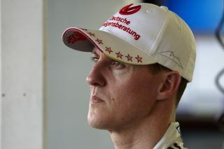 � Mercedes - Schumacher toujours dans une situation jug�e