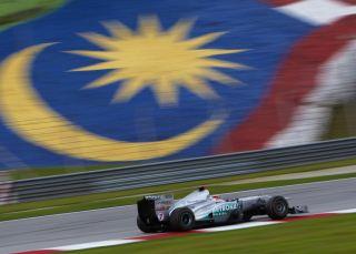 � Mercedes GP