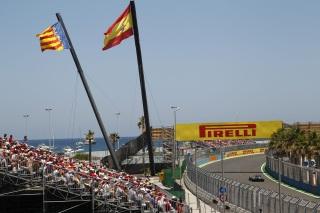 © Mercedes - Le défunt Grand Prix d'Europe disputé à Valence au coeur d'une affaire de corruption
