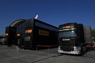 © Pirelli - Pirelli est présent à tous les échelons : du GP3 à la F1