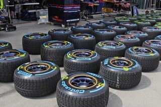 Quels pneus en 2014 ?