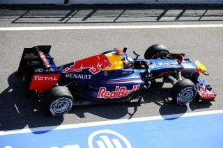 © Pirelli / La Red Bull va-t-elle encore gagner en Australie ?