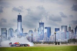 © Red Bull - Un jour, j'irai à New York avec toi... mais pas encore en F1.