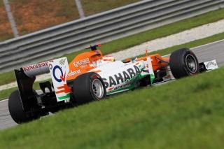 © Force India - Hulkenberg et Di Resta privés de Q3