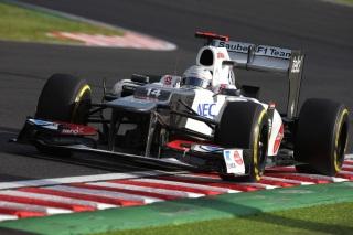 © Sauber - Kobayashi rêve de décrocher un podium à domicile