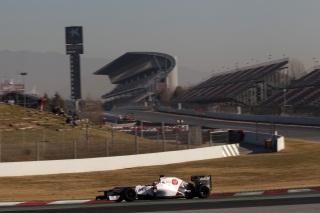 © Sauber - Barcelone sera le théâtre des derniers essais de pré-saison de 2012
