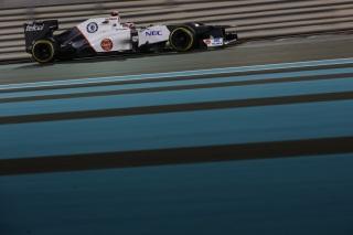 © Sauber - Kobayashi permet à Sauber de se rapprocher de la cinquième place de Mercedes