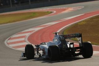 © Sauber - La C31 pas assez compétitive lors des qualifications