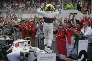 © Sauber - Après un podium en Malaisie, de quoi sera capable la C31 en Chine ?