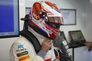 © Sauber - Kobayashi plus à l'aise que Pérez