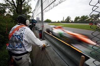 © Sutton / Force India est passé totalement à travers son Grand Prix du Canada