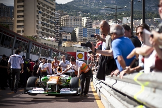 © Sutton / Force India