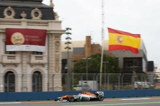 © Sutton - Ecclestone pas intéressé par une deuxième course en Espagne